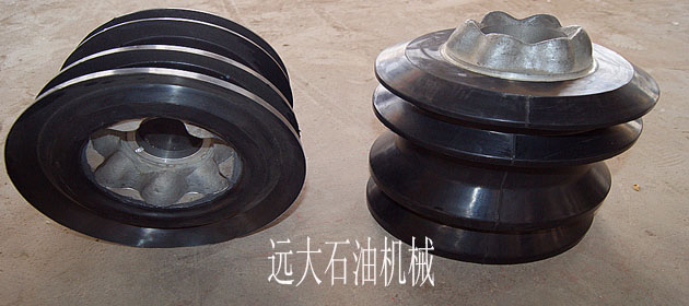 NON-ROTATING TOP&BOTTOM CEMENTING PLUGS
